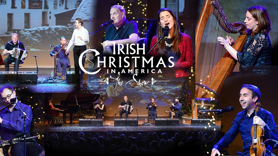 Irish Christmas in America